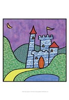 Calico Kingdom IV Fine Art Print
