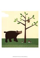 Woodland Friends III Fine Art Print