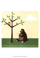 Woodland Friends IV Fine Art Print