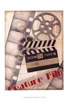 """Small Feature Film by Vision Studio - 13"""" x 19"""" - $12.99"""