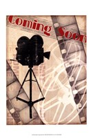 """Small Coming Soon by Vision Studio - 13"""" x 19"""" - $12.99"""