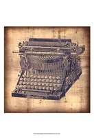 "13"" x 19"" Typewriters"