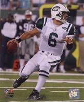 "Mark Sanchez 2010 with the ball - 8"" x 10"" - $12.99"