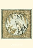 "Small Quiet Elegance II (P) by Nancy Slocum - 13"" x 19"""