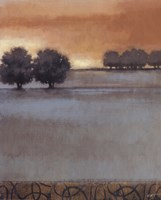 "Tranquil Landscape I by Norman Wyatt Jr. - 16"" x 20"""