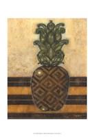 Regal Pineapple I Fine Art Print