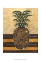 """Regal Pineapple II by Norman Wyatt Jr. - 13"""" x 19"""""""