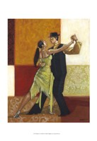 """Dance II by Norman Wyatt Jr. - 13"""" x 19"""""""