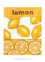 "Lemon by Norman Wyatt Jr. - 10"" x 13"""