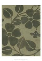 "Sage Textile II by Norman Wyatt Jr. - 13"" x 19"""