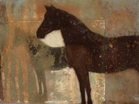 Weathered Equine II Fine Art Print