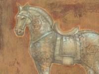 Tang Horse II Framed Print