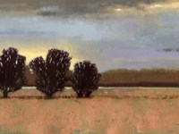 "Approaching Storm II by Norman Wyatt Jr. - 24"" x 18"""