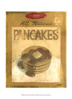 "Pancake Mix by Norman Wyatt Jr. - 10"" x 13"""