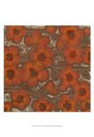 """Linen Blossoms I by Norman Wyatt Jr. - 13"""" x 19"""""""