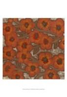 """Linen Blossoms II by Norman Wyatt Jr. - 13"""" x 19"""""""