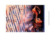 "Rocks by Lorraine Vail - 13"" x 10"""