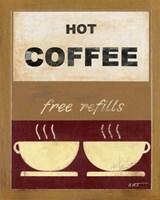 Hot Coffee II Fine Art Print