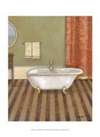 "Upscale Bath II by Norman Wyatt Jr. - 10"" x 13"" - $10.49"