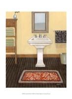 Upscale Bath III Fine Art Print