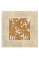 """Metallic Petals I by Norman Wyatt Jr. - 13"""" x 19"""", FulcrumGallery.com brand"""