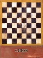 Chess by Norman Wyatt Jr. - various sizes