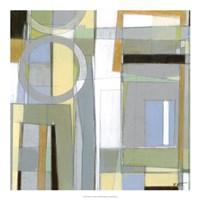 """Visionary I by Norman Wyatt Jr. - 18"""" x 18"""", FulcrumGallery.com brand"""