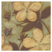 "Time Worn Blossoms II by Norman Wyatt Jr. - 18"" x 18"""