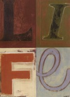 """Life Mini by Norman Wyatt Jr. - 5"""" x 7"""""""