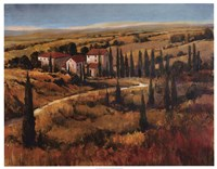 "Tuscany II by Timothy O'Toole - 29"" x 23"", FulcrumGallery.com brand"