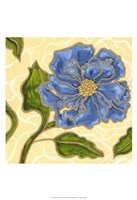 Annie Blue I Fine Art Print