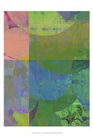 "Pastel Quadrants I by Ricki Mountain - 13"" x 19"", FulcrumGallery.com brand"