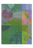 "Pastel Quadrants II by Ricki Mountain - 13"" x 19"", FulcrumGallery.com brand"