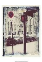 Paris Stroll I Fine Art Print