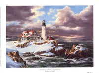 Portland Head Lighthouse Fine Art Print
