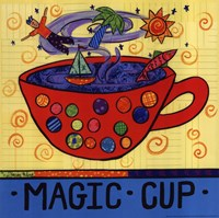 Magic Cup Fine Art Print