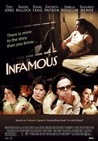Infamous Movie Wall Poster