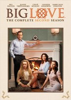 "Big Love Complete Second Season - 11"" x 17"""