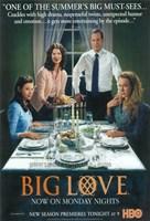 "Big Love Family Dinner - 11"" x 17"", FulcrumGallery.com brand"