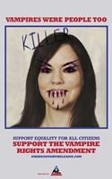 """True Blood Killer - 11"""" x 17"""", FulcrumGallery.com brand"""