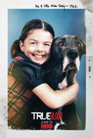 "True Blood Me & Little Sister - 11"" x 17"", FulcrumGallery.com brand"