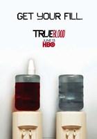 "True Blood Get Your Fill - 11"" x 17"", FulcrumGallery.com brand"