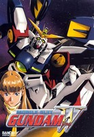 New Mobile Report Gundam Wing 2 Wall Poster