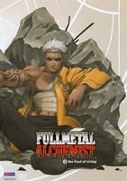 Fullmetal Alchemist 8 Wall Poster