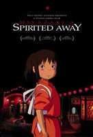 Spirited Away Wall Poster