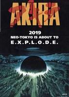 """Akira - 2019 - 11"""" x 17"""" - $15.49"""