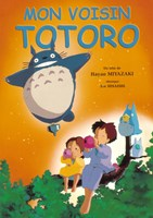 My Neighbor Totoro (French Title) Wall Poster