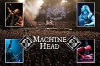 Machine Head Live Wall Poster