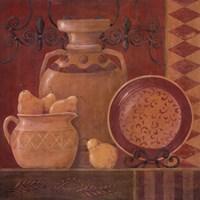 """Pear Spice by Jo Moulton - 24"""" x 24"""""""