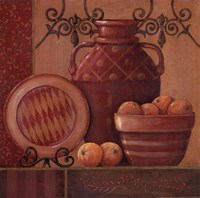 """Orange Spice by Jo Moulton - 12"""" x 12"""""""